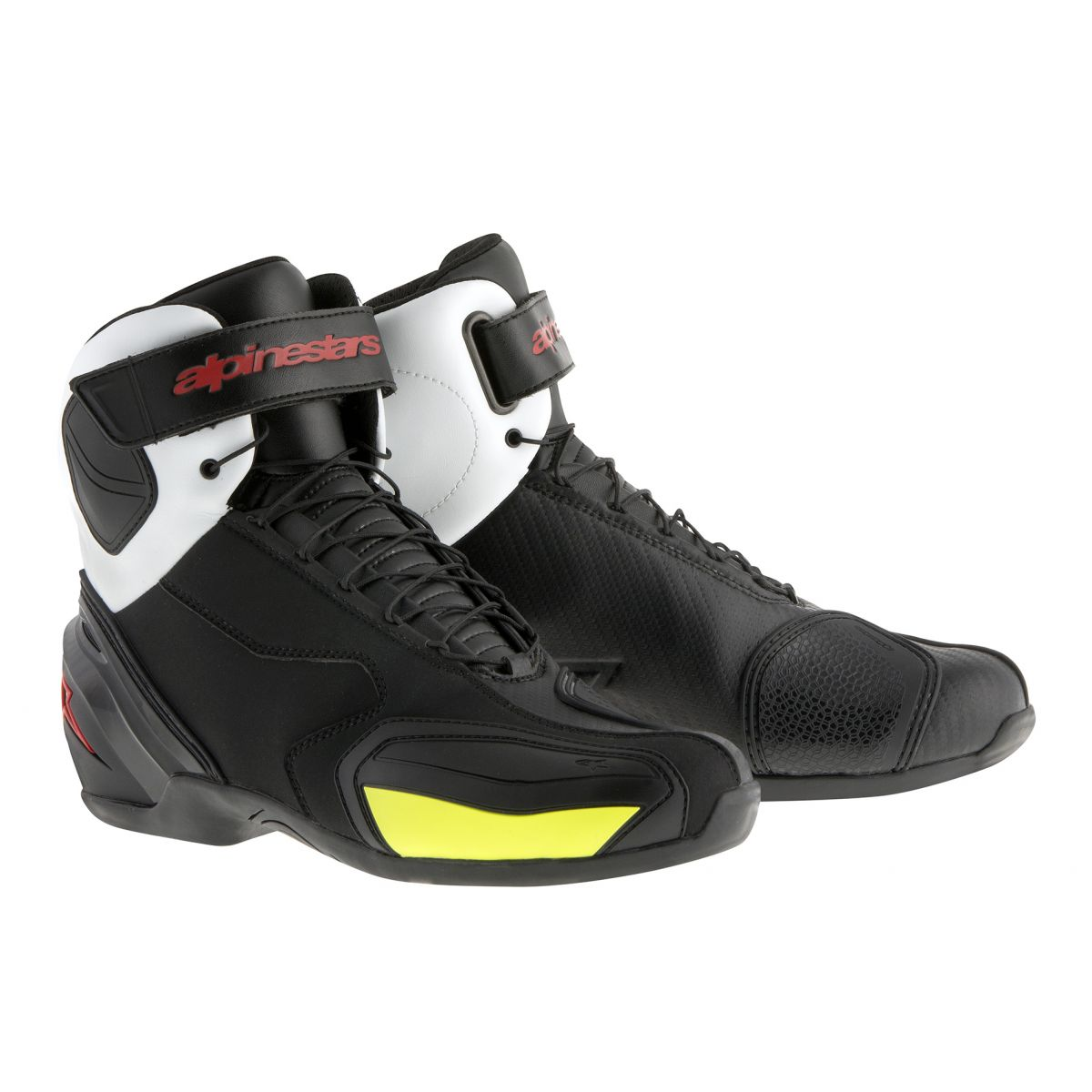 Bota Alpinestars SP-1 Tricolor  - Super Bike - Loja Oficial Alpinestars