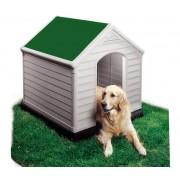 Casinha de Cachorro Keter - Pet House 99 x 99 x 95 cm
