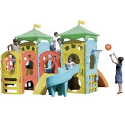 Playground Modular Adventure 5,78 x 3,93 x 3,09 m Xalingo