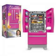 Refrigerador Side By Side Casinha Flor - Xalingo