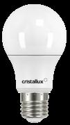 Lâmpada LED Bulbo E27 10W 3000K - Cristallux