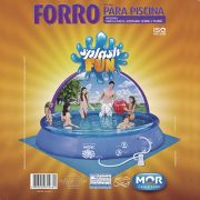 Forro para Piscina 12000 e 14000 L Splash Fun MOR