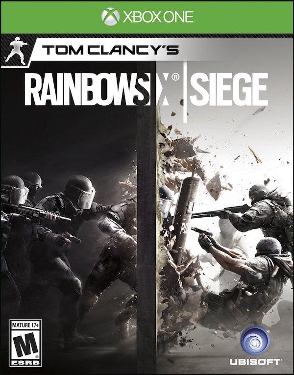 Tom Clancys Rainbow Six Siege - XBOX One  - FastGames - Gamers levados a s�rio