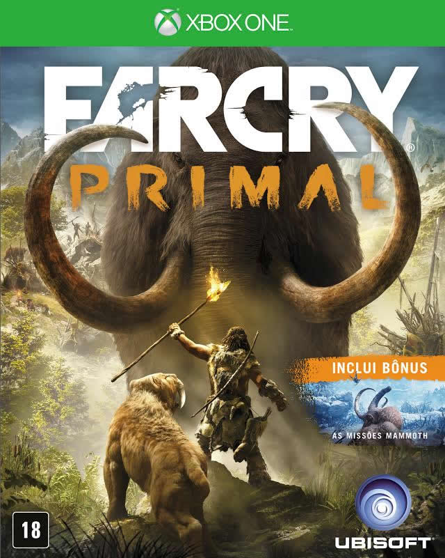 Far Cry Primal - XBOX One  - FastGames - Gamers levados a sério