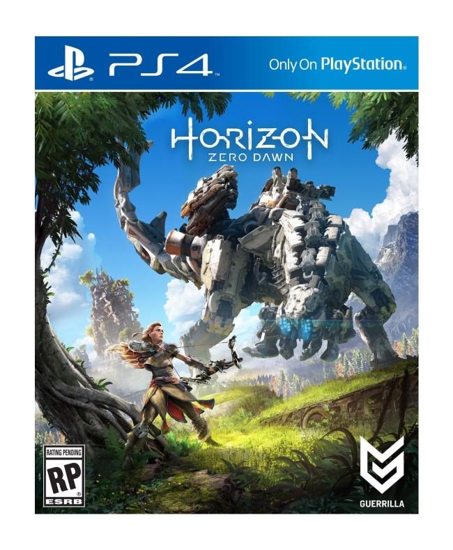 Horizon: Zero Dawn (Pr�-venda) - PS4  - FastGames - Gamers levados a s�rio