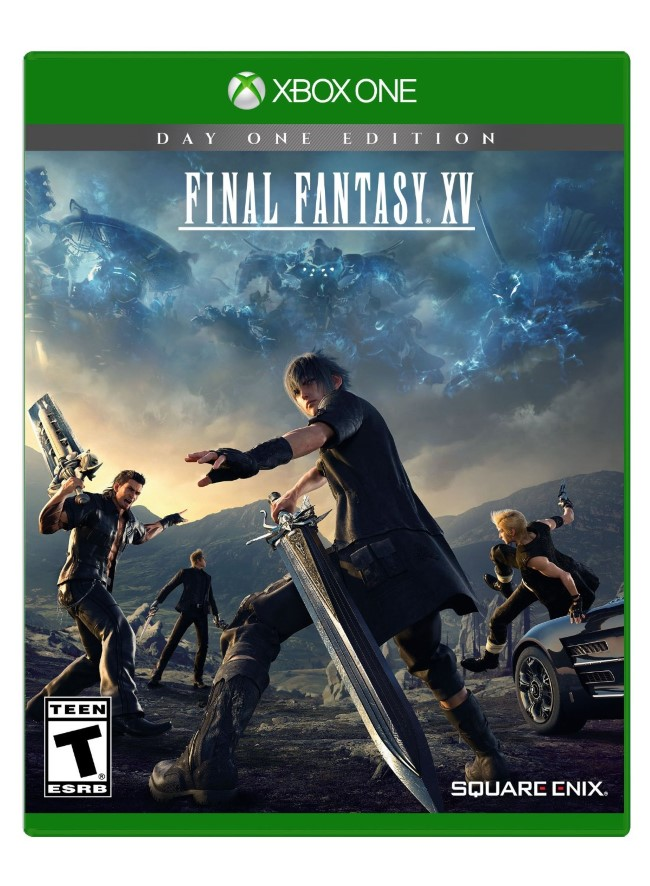 Final Fantasy XV (Pr�-venda) - XBOX One  - FastGames - Gamers levados a s�rio