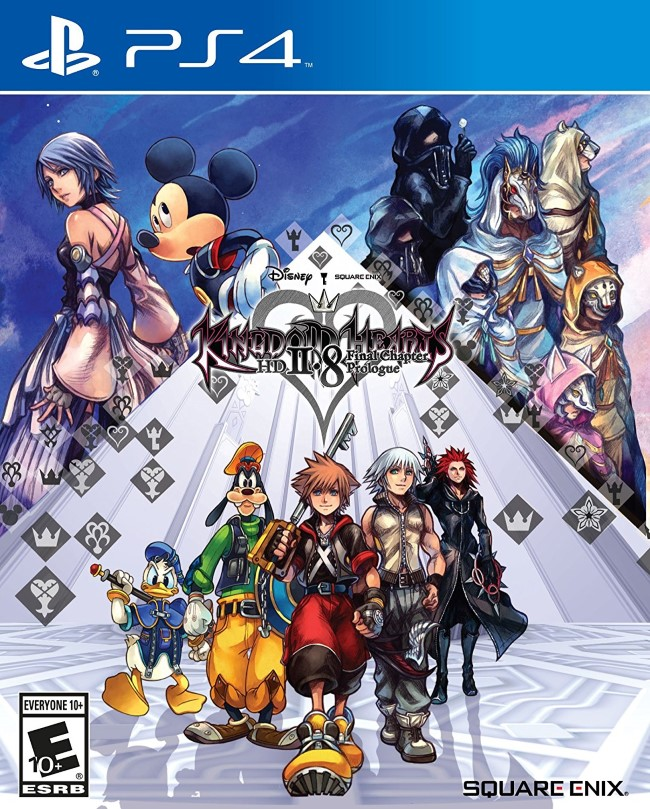 Kingdom Hearts HD 2.8 Final Chapter Prologue (Pré-venda) - PS4  - FastGames - Gamers levados a sério