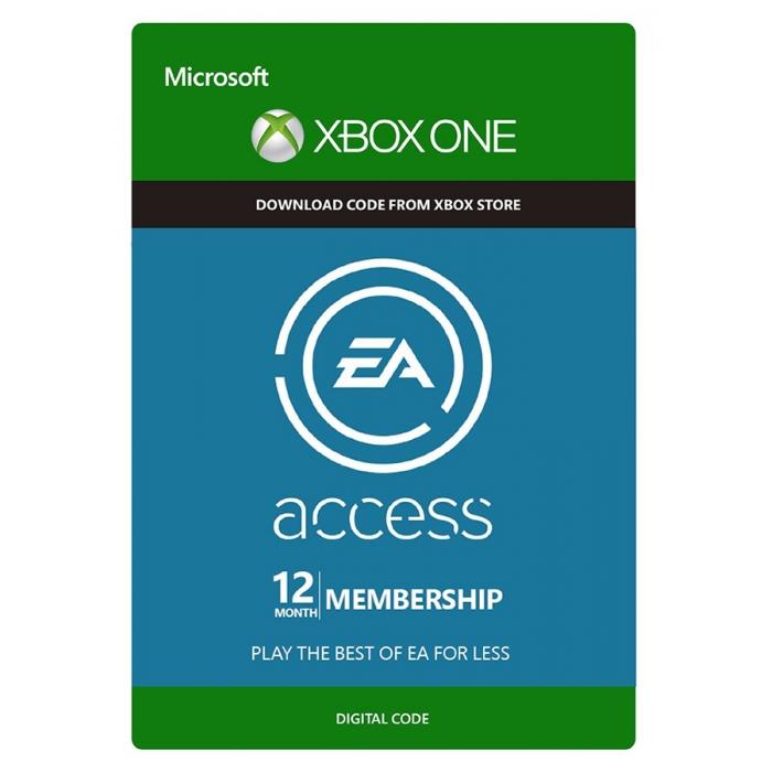 Assinatura EA Access (12 Meses) - XBOX One  - FastGames - Gamers levados a sério