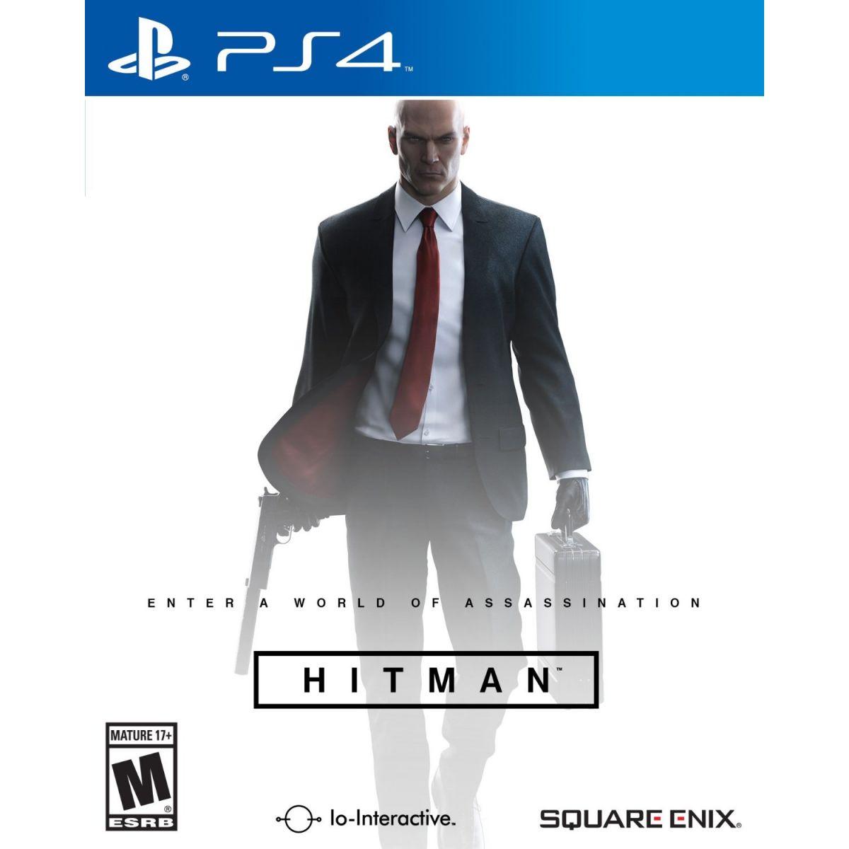 Hitman (Pr�-venda) - PS4  - FastGames - Gamers levados a s�rio