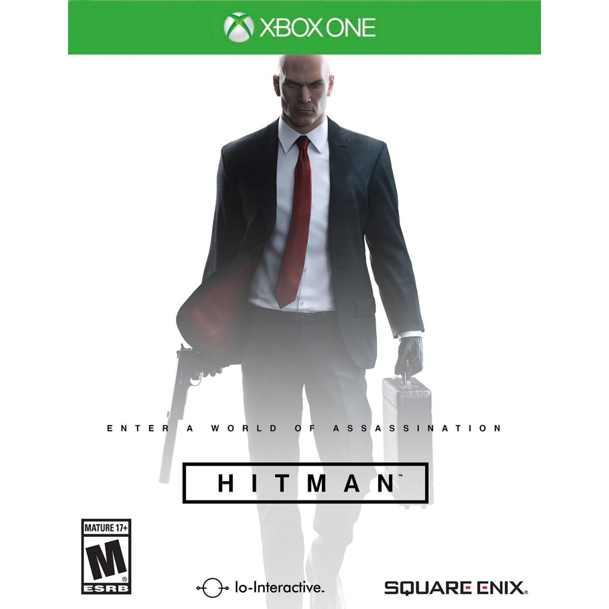 Hitman (Pr�-venda) - XBOX One  - FastGames - Gamers levados a s�rio