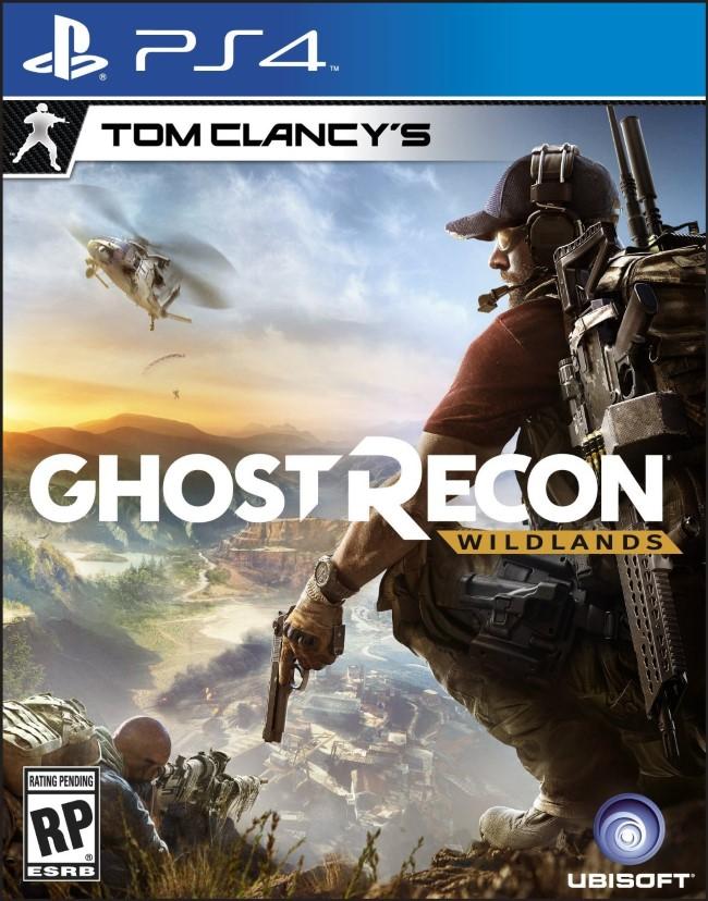 Tom Clancys Ghost Recon Wildlands (Pr�-venda) - PS4  - FastGames - Gamers levados a s�rio