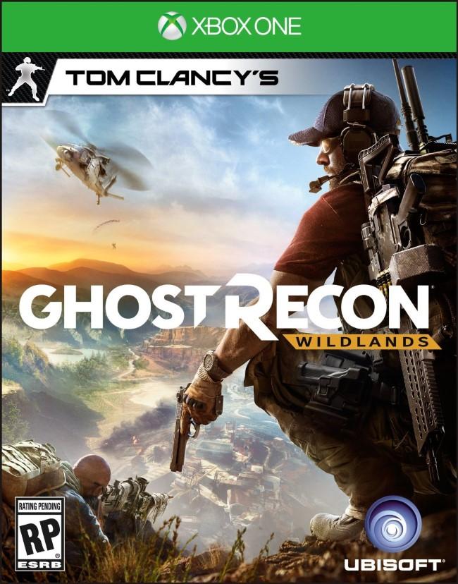 Tom Clancys Ghost Recon Wildlands (Pré-venda) - XBOX One  - FastGames - Gamers levados a sério