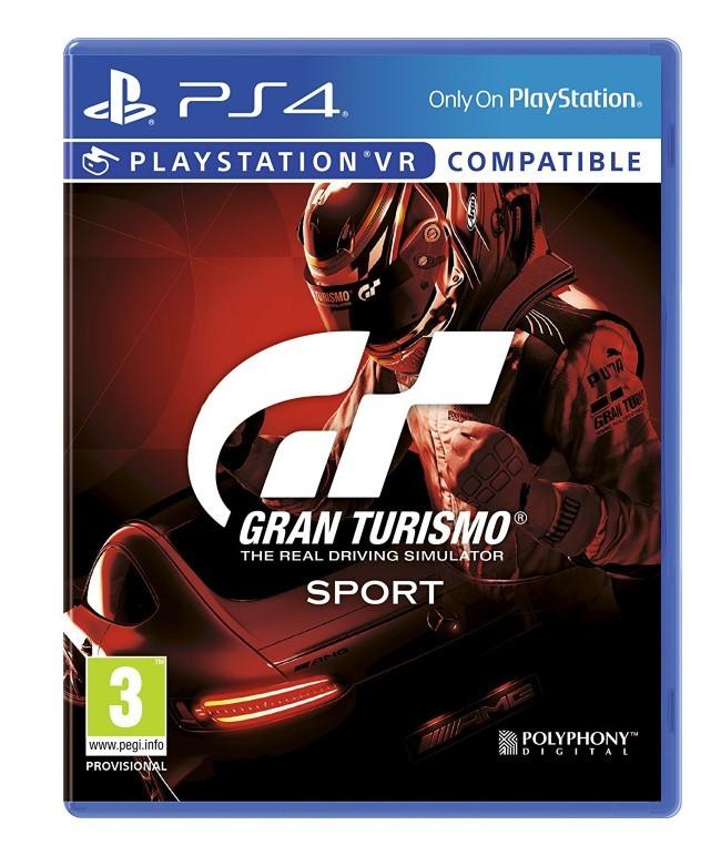 Gran Turismo Sport  (Pré-venda) - PS4  - FastGames - Gamers levados a sério