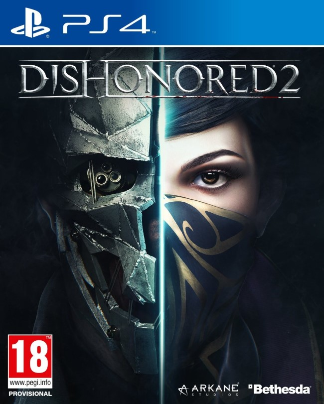 Dishonored II (Pré-venda) - PS4  - FastGames - Gamers levados a sério