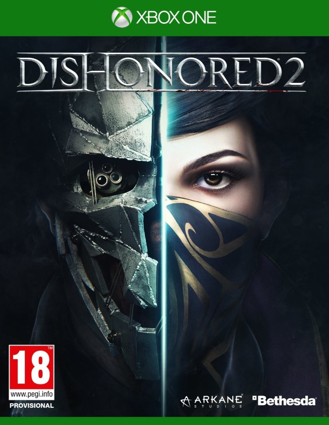 Dishonored II (Pr�-venda) - XBOX One  - FastGames - Gamers levados a s�rio