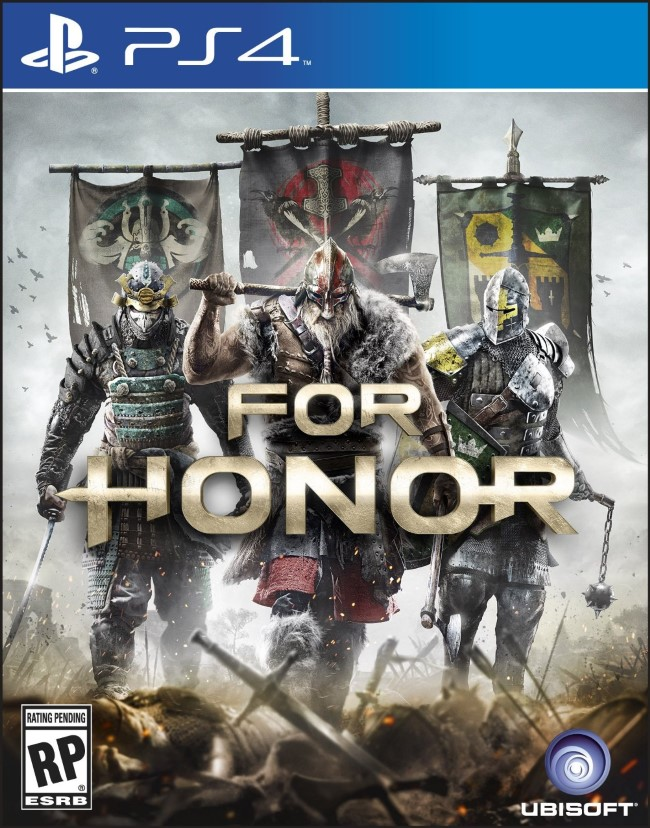 For Honor (Pré-venda) - PS4  - FastGames - Gamers levados a sério