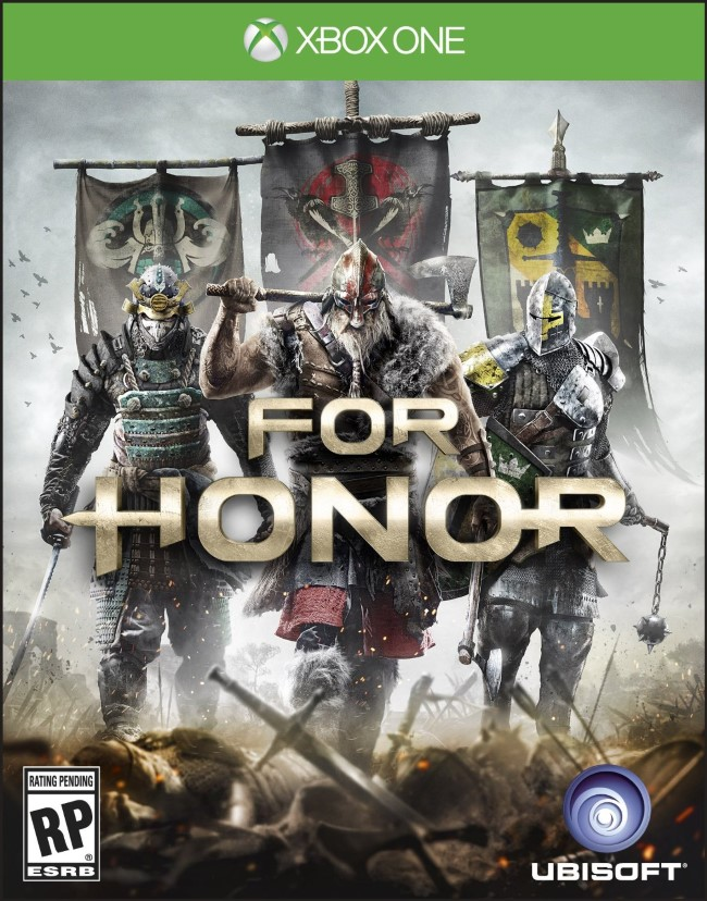 For Honor (Pré-venda) - XBOX One  - FastGames - Gamers levados a sério