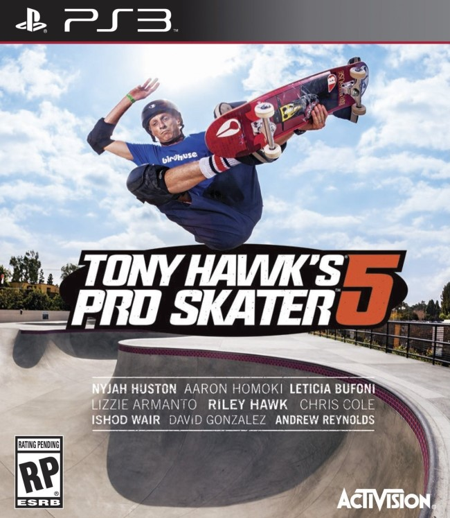 Tony Hawks Pro Skater 5 - PS3  - FastGames - Gamers levados a s�rio