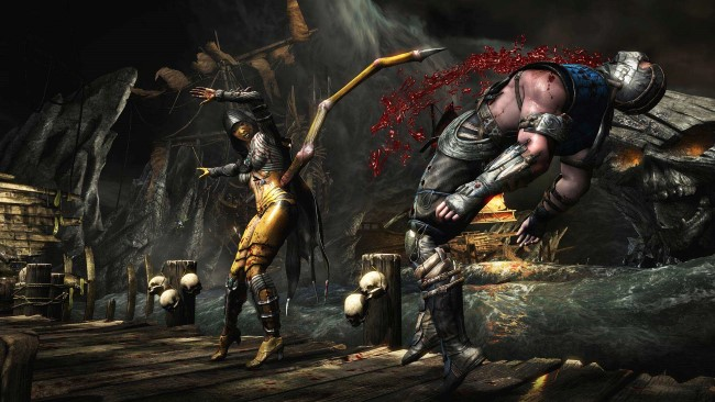 Mortal Kombat XL - XBOX One  - FastGames - Gamers levados a s�rio