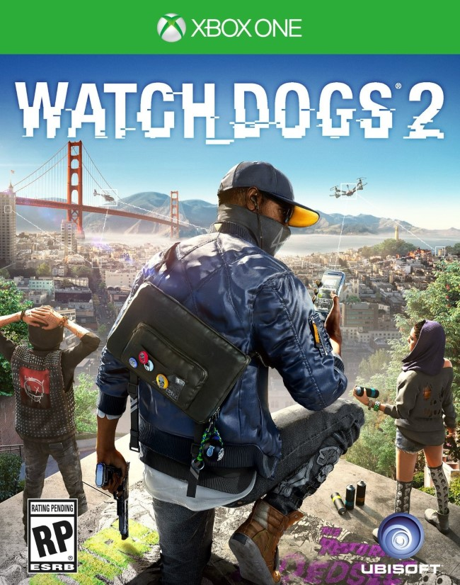 Watch Dogs 2 (Pr�-venda) - XBOX One  - FastGames - Gamers levados a s�rio