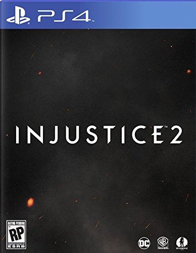 Injustice 2 (Pré-venda) - PS4  - FastGames - Gamers levados a sério