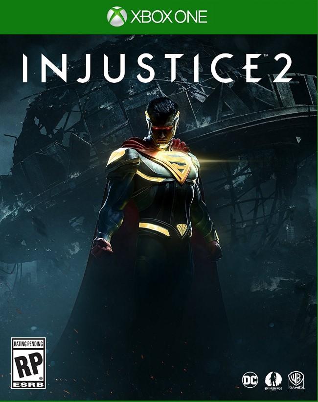 Injustice 2 (Pré-venda) - XBOX One  - FastGames - Gamers levados a sério