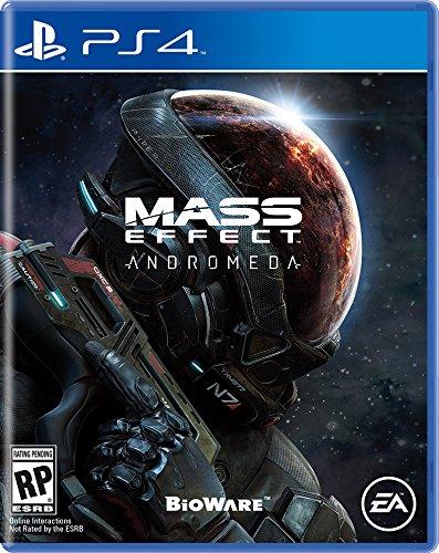 Mass Effect: Andromeda (Pré-venda) - PS4  - FastGames - Gamers levados a sério