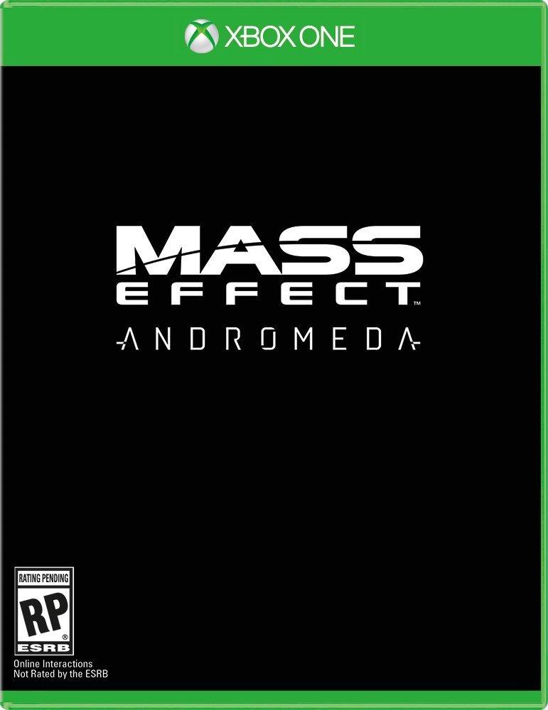 Mass Effect: Andromeda (Pr�-venda) - XBOX One  - FastGames - Gamers levados a s�rio