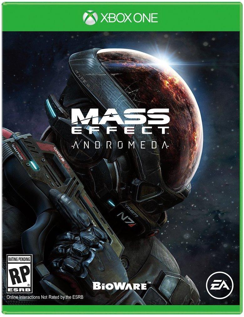 Mass Effect: Andromeda (Pré-venda) - XBOX One  - FastGames - Gamers levados a sério