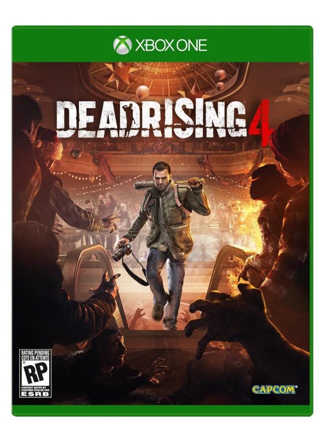 Dead Rising 4 (Pr�-venda) - XBOX One  - FastGames - Gamers levados a s�rio