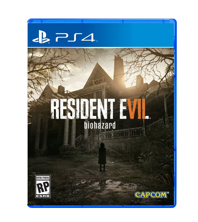 Resident Evil 7 (Pr�-venda) - PS4  - FastGames - Gamers levados a s�rio