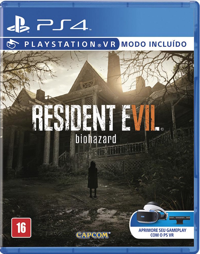 Resident Evil 7 - PS4  - FastGames - Gamers levados a sério