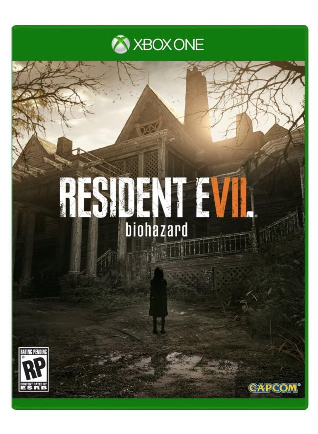 Resident Evil 7 (Pr�-venda) - XBOX One  - FastGames - Gamers levados a s�rio