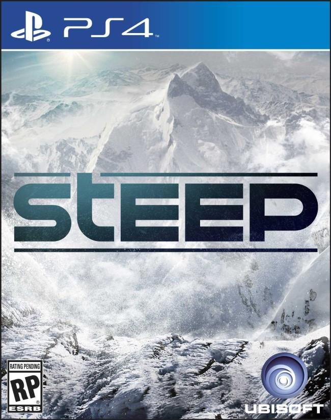 Steep (Pré-venda) - PS4  - FastGames - Gamers levados a sério