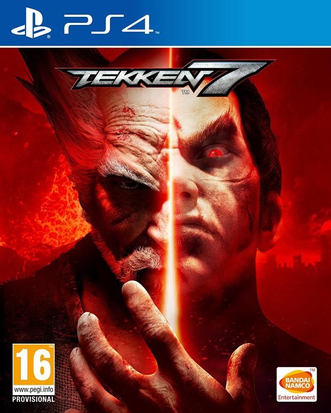 Tekken 7 (Pré-venda) - PS4  - FastGames - Gamers levados a sério