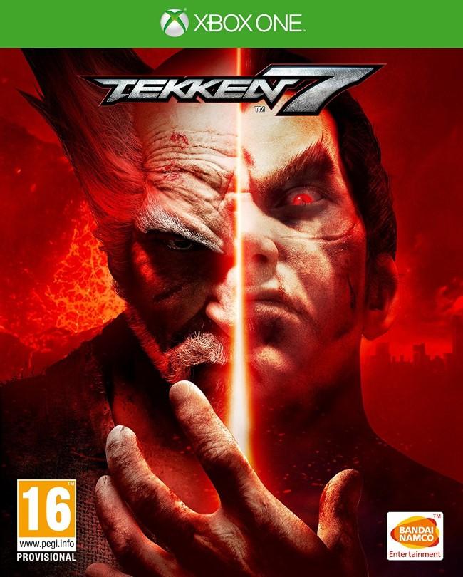 Tekken 7 (Pré-venda) - XBOX One  - FastGames - Gamers levados a sério