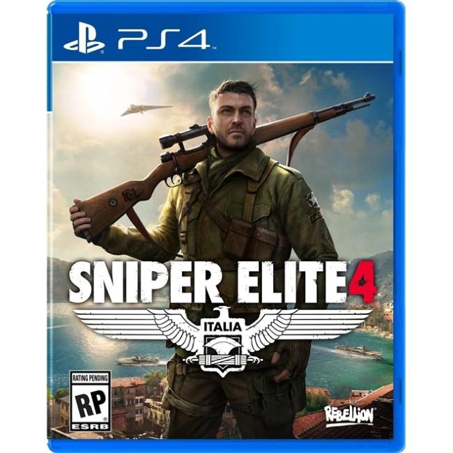 Sniper Elite 4 (Pré-venda) - PS4  - FastGames - Gamers levados a sério