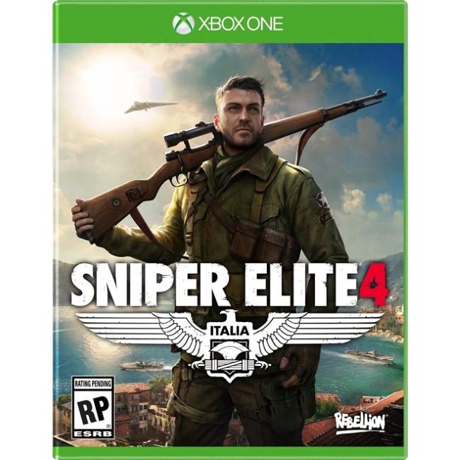 Sniper Elite 4 (Pré-venda) - XBOX One  - FastGames - Gamers levados a sério