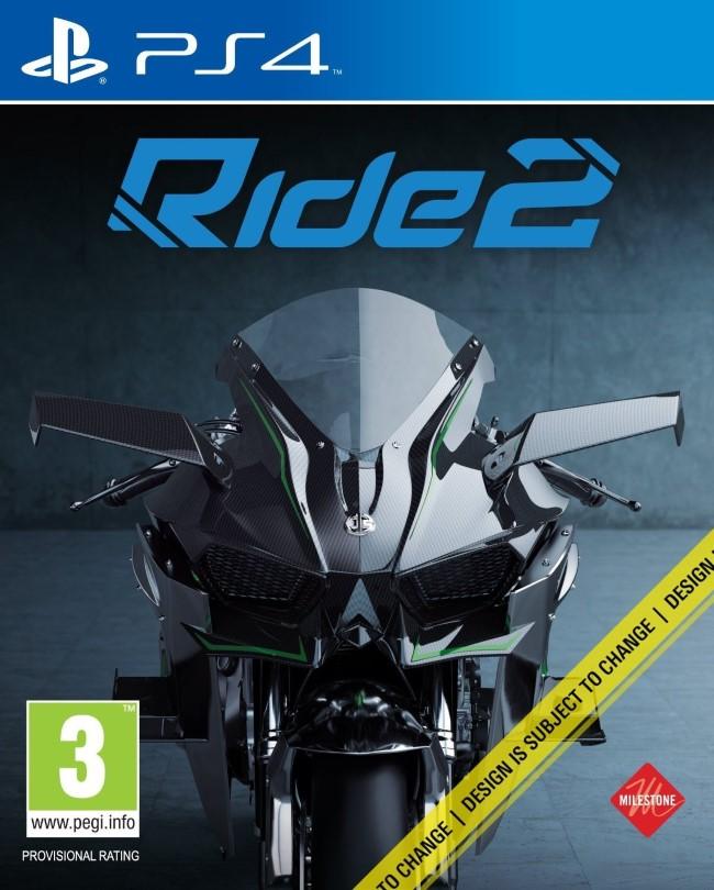 Ride 2 (Pr�-venda) - PS4  - FastGames - Gamers levados a s�rio
