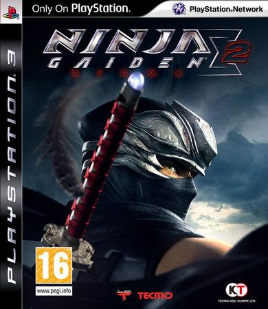 Ninja Gaiden Sigma 2 (Seminovo) - PS3  - FastGames - Gamers levados a sério