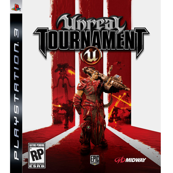 Unreal Tournment III (Seminovo) - PS3  - FastGames - Gamers levados a sério