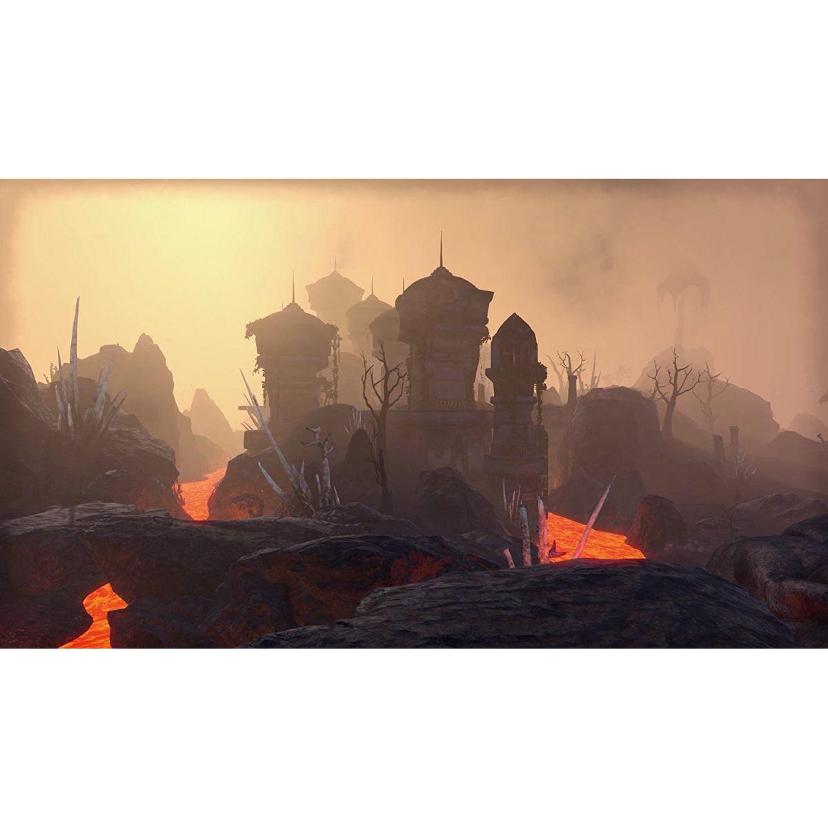 The Elder Scrolls Online: Morrowind (Pré-venda) - PS4  - FastGames - Gamers levados a sério
