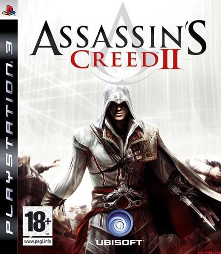 Assassins Creed 2 (II) (Seminovo) - PS3  - FastGames - Gamers levados a s�rio