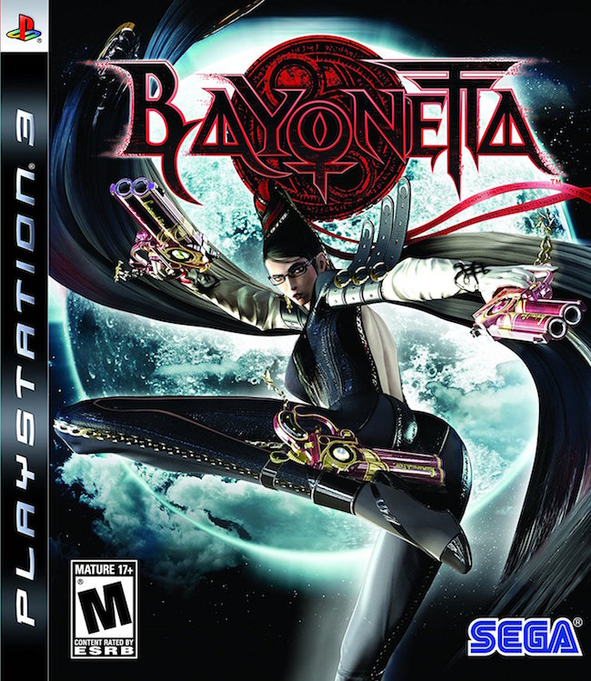 Bayonetta (Seminovo) - PS3  - FastGames - Gamers levados a sério