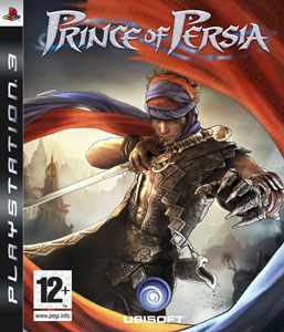 Prince of Persia (Seminovo) - PS3  - FastGames - Gamers levados a s�rio