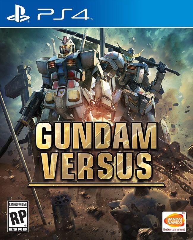 Gundam Versus (Pré-venda) - PS4  - FastGames - Gamers levados a sério