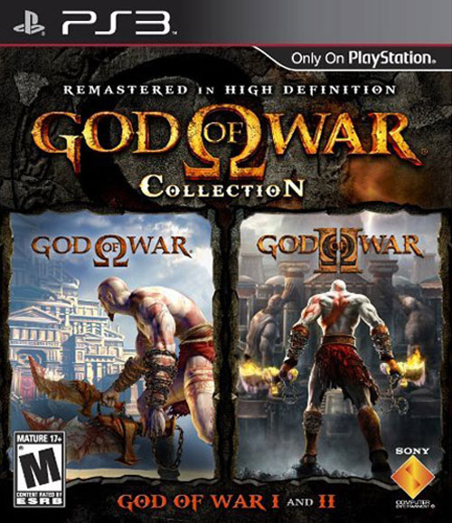 God of War Collection (Seminovo) - PS3  - FastGames - Gamers levados a s�rio