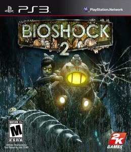 Bioshock 2 (Seminovo) - PS3  - FastGames - Gamers levados a sério