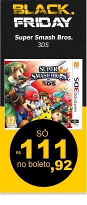 Super Smash Bros. - 3DS
