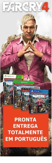 Far Cry 4 Pronta Entrega